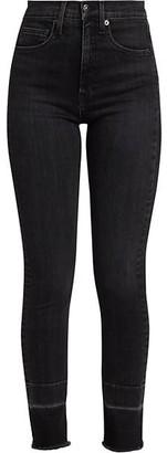 Veronica Beard Ryleigh Slim-Straight Jeans