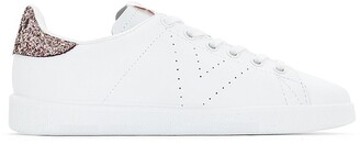 Victoria Deportivo Leather Trainers