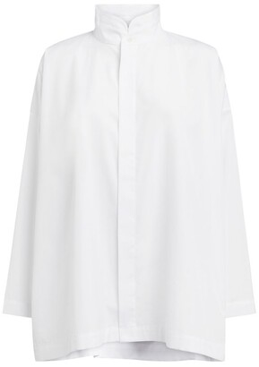 eskandar Cotton Poplin Shirt