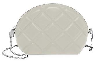 Bottega Veneta Medium Mini Leather Crossbody Bag