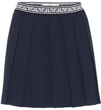 Tory Sport Pleated miniskirt