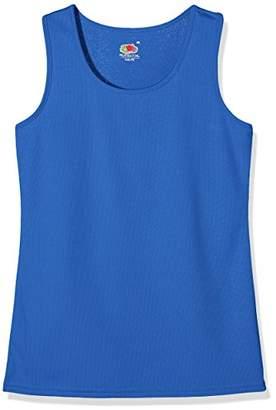 Fruit of the Loom Women's Performance Vest,12 (Manufacturer Size:Medium)