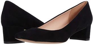 J.Crew Suede Jules Pump (Black) Women's Shoes
