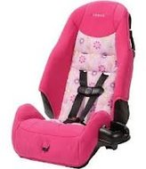 Cosco Inc Cosco - High-Back Booster Car Seat, Polyanna by Cosco