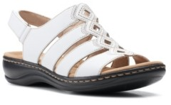 Clarks Women's Collection Leisa Ruby Sandals Women's Shoes