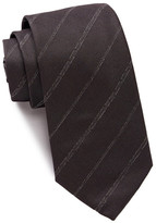 John Varvatos Stitch Stripe Tie