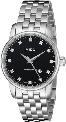 MIDO Baroncelli M76004681 Women's Automatic Analogue Watch XS Stainless Steel