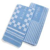 Mackenzie Childs MacKenzie-Childs Rise & Shine Dish Towels/Set of 2