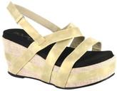Celine Corkys Footwear Women's Sandals Gold - Gold Sandal - Women