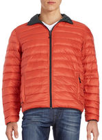 Hawke & Co Packable Down Puffer Jacket