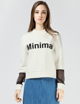 Harmony White Sofiana Sweater