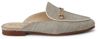 Sam Edelman Linnie Woven Mule Loafers