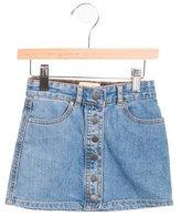 Stella McCartney Girls' Classic Denim Skirt w/ Tags