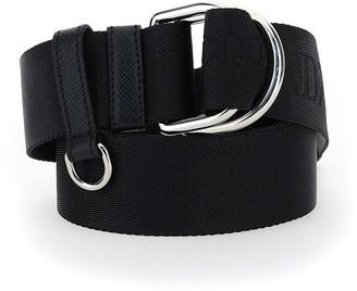 Prada Double Ring Pouch Belt