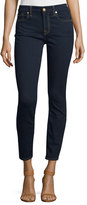7 For All Mankind The Ankle Skinny Jeans, B[Air] Rinsed Indigo