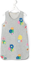 Stella McCartney floral print jersey dress - kids - Cotton - 4 yrs