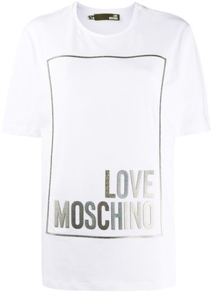 Love Moschino oversized T-shirt
