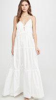 Jonathan Simkhai April Parachute Maxi Dress