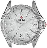 Michele Women's 'Belmore' Swiss Quartz Stainless Steel Casual Watch Head, Color:Silver-Toned (Model: MW29A01A1942)