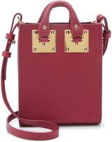 Sophie Hulme Micro Tote Cross Body Bag
