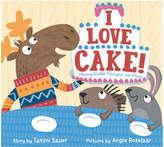 Harper Collins I Love Cake!