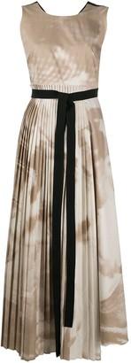 Roksanda Calixa tie-dye multi-panel dress