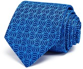 Turnbull & Asser Oval Spirals Classic Tie