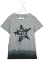 John Galliano Got Music Inside T-shirt - kids - Cotton - 6 yrs