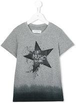 John Galliano Got Music Inside T-shirt - kids - Cotton - 8 yrs