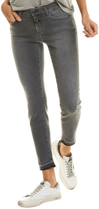 Closed Baker Black Skinny Crop Jean
