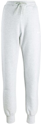 MSGM elasticated waistband joggers