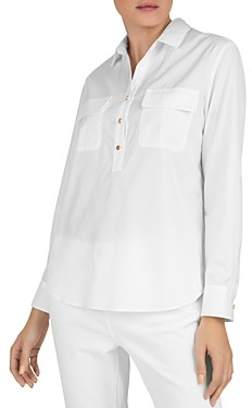 Gerard Darel Noelie Cotton Shirt