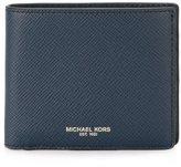 Michael Kors jacquard portfolio wallet