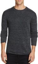 Vince Heathered Linen Sweater