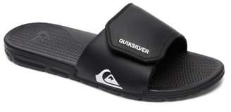 Quiksilver Shoreline Adjust Slide Sandal