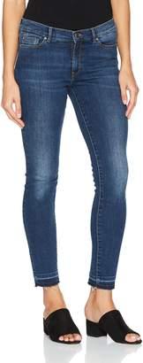 BOSS Women's Orange J10 Atlanta 10200557 01 Straight Jeans