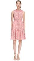 Rebecca Taylor Sleeveless Provence Block Dress