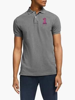 Hackett London New Classic Logo Polo Shirt