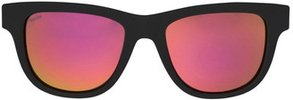 Friendie Frames Classic Ruby Red Polarised Lens (Audio Sunglasses) Red