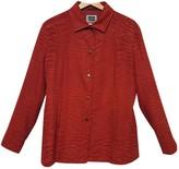 Krizia Red Jacket for Women