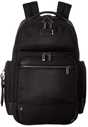 Briggs & Riley @work Medium Cargo Backpack (Black) Backpack Bags