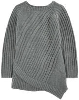 Mayoral Ribbed knit sweater
