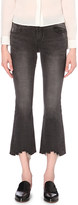 Mo&Co. Slim-fit mid-rise cropped jeans