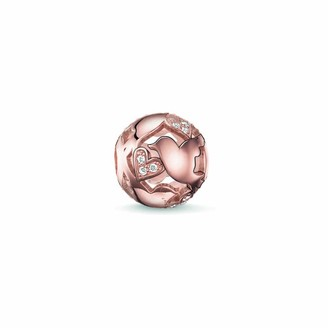 Thomas Sabo Women-Bead Karma Beads 925 Sterling silver zirconia K0132-416-14