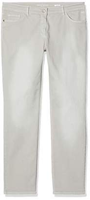 Gerry Weber Women's 92307-67830 Straight Jeans,(Size: 48R)