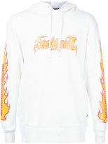 Sankuanz printed hooded sweatshirt