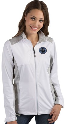 Antigua Women's New York City FC Revolve Full Zip Jacket