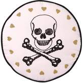 Pottery Barn Teen The Emily & Meritt Pirate Pillow, Blush