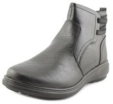 Easy Street Shoes Risso Round Toe Synthetic Ankle Boot.