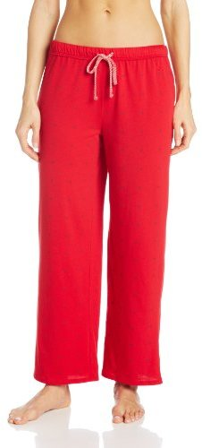 Nautica Sleepwear Women's Mini Anchor Print Pajama Pant